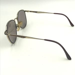 df6a57768ee9 Laura Ashley Accessories - VINTAGE LAURA ASHLEY ISABELLE GOLD SUNGLASSES